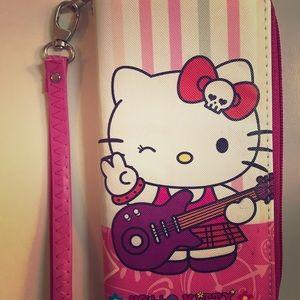 Hello Kitty vintage wallet.